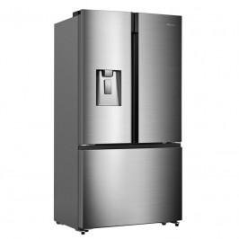 Americká chladnička Hisense Rf750n4isf nerez...