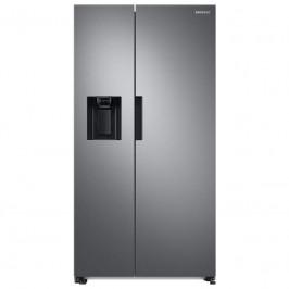 Americká chladnička Samsung Rs67a8811s9/EF strieborn...