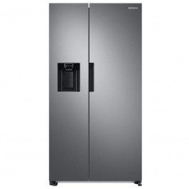Americká chladnička Samsung Rs67a8810s9/EF strieborn...