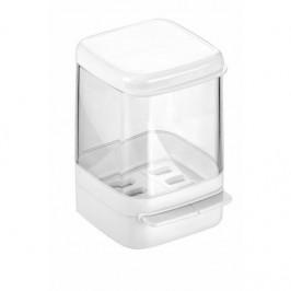 Zdravá dóza do chladničky Tescoma Purity na parmazán (891838.00... Odolná plastová dóza 8x7x11 cm pro snadné servírování a hygienické uložení strouhan