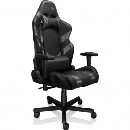 Herná stolička Connect IT XL BigSize čierna (CGC-3400-CA...