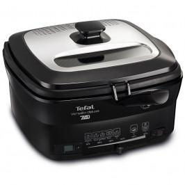 Fritéza Tefal Versalio De Luxe FR491870 čierna... Dokonalé vaření 7 v 1 - fritování, smažení, vaření na mírném ohni, restování, vaření/vaření těstovin