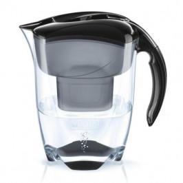 Filtrácia vody Brita Elemaris XL Meter čierna... Součástí balení je nový typ filtru Maxtra+ Pure Performance, celkový objem konvice je 3,5 l a objem p