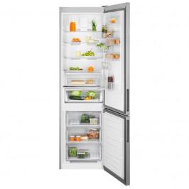 Kombinácia chladničky s mrazničkou Electrolux Lnc7me34x1 nerez...