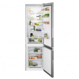 Kombinácia chladničky s mrazničkou Electrolux Lnt5mf36u0 nerez...