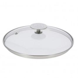 Pokrievka de Buyer Milady 3429.18... Skleněná poklice na nádobí řady MILADY, průměr 18 cm.