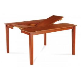AUTRONIC AUB-200 TR2 jedálenský stôl rozkl. 136+45x91x75 cm, farba čerešňa