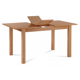 AUTRONIC BT-6930 BUK3 jedálenský stôl rozkl 120+30x80x75cm, buk
