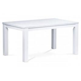 AUTRONIC WDT-181 WT jedálenský stôl 150x90 cm, farba biela