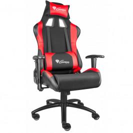 Genesis Nitro 550 čierno-červené