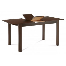 AUTRONIC BT-6930 WAL jedálenský stôl rozkl 120+30x80x75cm, orech