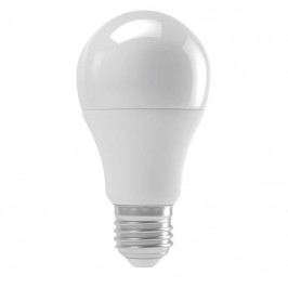 EMOS Z74730 LED ZIAROVKA 10W E27 A60 300 CLASSIC TEPLA BIELA