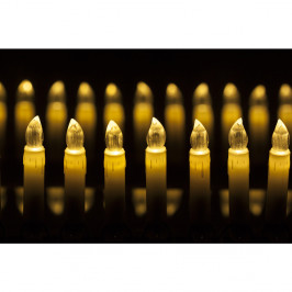 RETLUX RXL 40 16LED CANDLE 4,5+1,5M WW