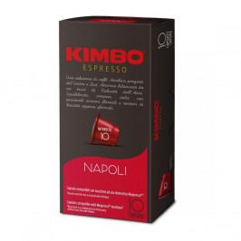 KIMBO BAR ESPRESSO NAPOLI 10 KAPSUL