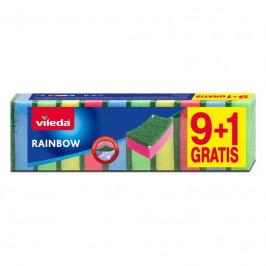 VILEDA RAINBOW SPONGIA 9+1KS 146920
