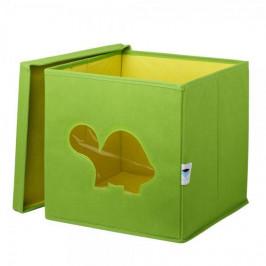 LOVE IT STORE IT ULOZNY BOX NA HRACKY S KRYTOM A OKIENKOM - KORYTNACKA LI-750060