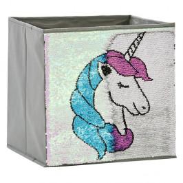 LOVE IT STORE IT BOX NA HRACKY MAGIC BOX, JEDNOROZEC, LI-676171