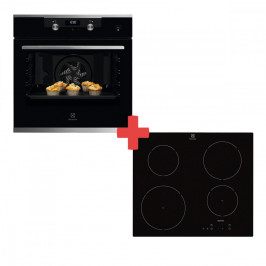 ELECTROLUX KODEH70X + EHH 6240 ISK