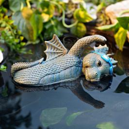 Plávajúci dráčik Levy