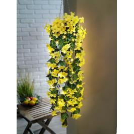Solárna kvetinová kaskáda Amarillo