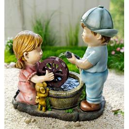 Záhradná fontána Letné radovánky