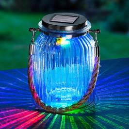 Solárna lampa Magic