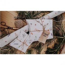 Be Nice Poetická vianočná baliaca sada