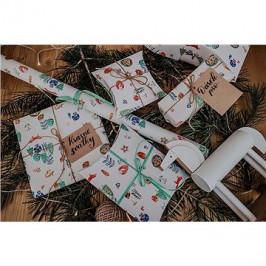 Be Nice Detská vianočná baliaca sada
