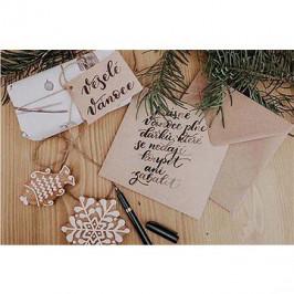 """Be Nice Vianočné prianie – """"Krásne Vianoce plné darčekov"""""""