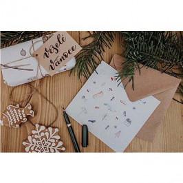 Be Nice Vianočné prianie – Poetické