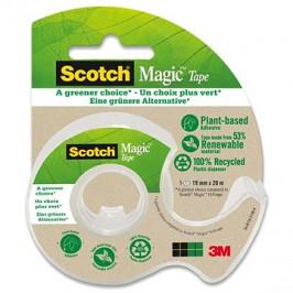 3M Scotch Magic 900, 19 mm × 20 m, vrátane recyklovaného zásobníka