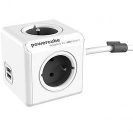 PowerCube Extended USB sivá