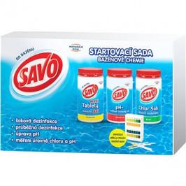 SAVO Start pack bazénová chémia