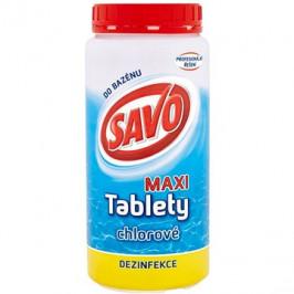 SAVO Chlórové tablety maxi 1,4 kg