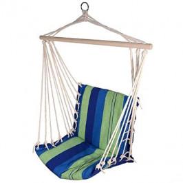 Cattara na sedenie 95 × 50 cm modro-zelená