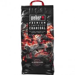 Weber Premium drevené uhlie, 5 kg