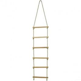 Drevený povrazový rebrík – nosnosť 60 kg
