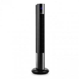 Klarstein Skyscraper 3G, stĺpový ventilátor s dotykovým ovládaním, 50 W, diaľkový ovládač, čierny