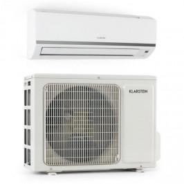 Klarstein Windwaker B 12, klimatizácia, inverter split, 12000 BTU, A++, diaľkový ovládač, biela