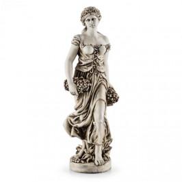 Blumfeldt Ceres, socha, ručná výroba, 1.2 m, sklolaminát-MgO, vzhľad prírodného alabasteru