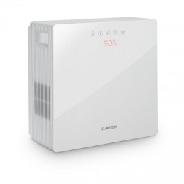 Klarstein PurePal, čistička vzduchu 2-v-1, osviežovač vzduchu, 15 W, dotykové ovládanie, biela