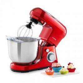 Klarstein Bella Pico 2G, kuchynský robot, 1200 W, 1,6 HP, 6 stupňov, 5 litrov, červený