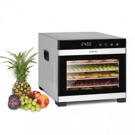 Klarstein Flavour Dry, sušička potravín, 35 – 75 °C, LCD dotykový displej, časovač, čierna