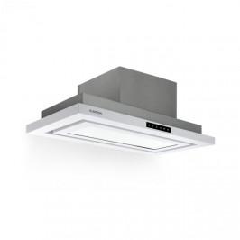 Klarstein Lumiera, odsávač pár, LED, 70 cm, energetická trieda A, 750 m³/h, 3 úrovne, biely