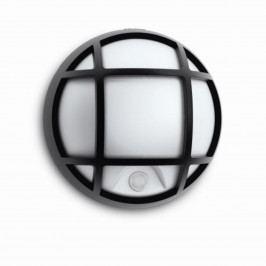 Philips EAGLE 17319/30/16 nástenné LED svietidlo s čidlom