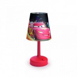 PHILIPS DISNEY LED 71796/32/16 stolná lampa CARS