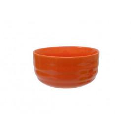 TORO Miska objem 500 ml, keramika, oranžová