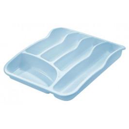 Tontarelli Príborník malý Tontarelli, plast, svetlo modrý