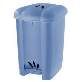 Tontarelli Kôš na odpadky Tontarelli Carolina, 30 l, svetlo modrý