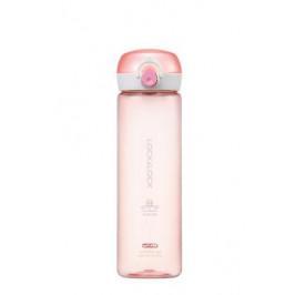 """LOCKNLOCK Fľaša na vodu """"Bisfree One Touch"""" 550 ml, ružová"""